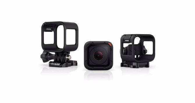 Accesorios - GoPro The Frames (para Hero4 Session)