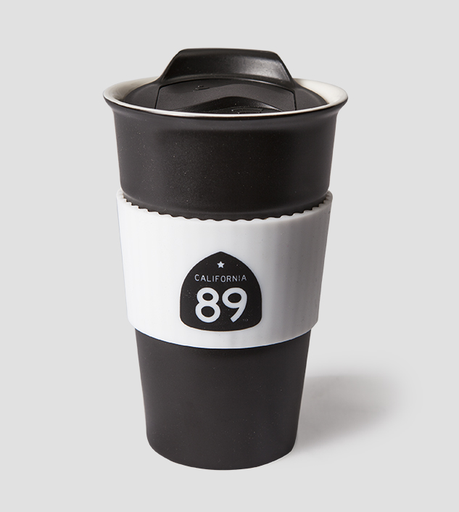 More - California 89 TRAVEL COFFEE MUG