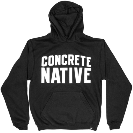 Hoodies - Concrete Native Brymar College Hoodie