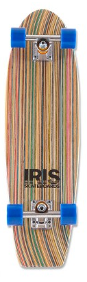 Boards - Iris Skateboards Swisher - Complete