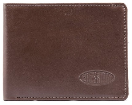 Billeteras - Big Skinny Billetera Leather Multi B-Fold Brown