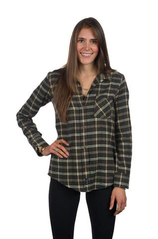 Long Sleeve - Desolation Supply Co WACA FLANNEL