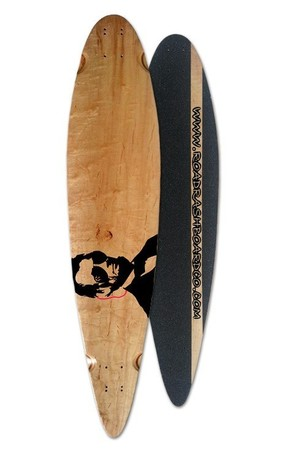 Boards - Roadrash Board Co Classic Pintail - Abe