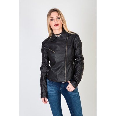 Camperas - Kout Campera Lady Pu Leather Jenny