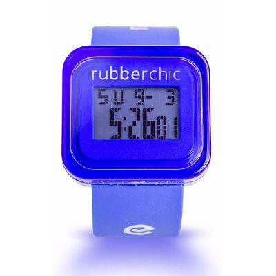 Relojes - Rubberchic Reloj Mini Box Blue