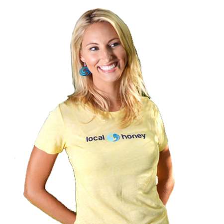 Tees - Local Honey Designs Local Honey Tri-Blend Crew -