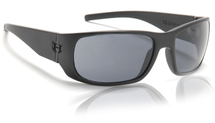 Sunglasses - Hoven Vision MATCH Black - Grey Polarized