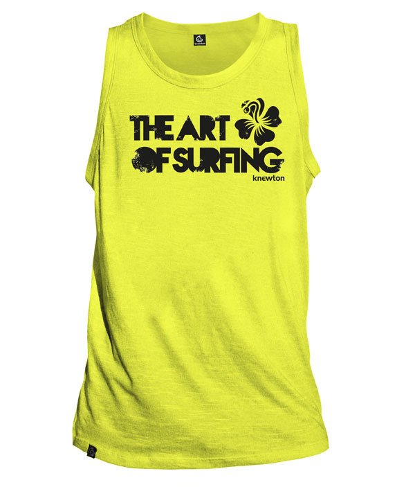 Musculosas - Knewton Musculosa The Art of Surfing