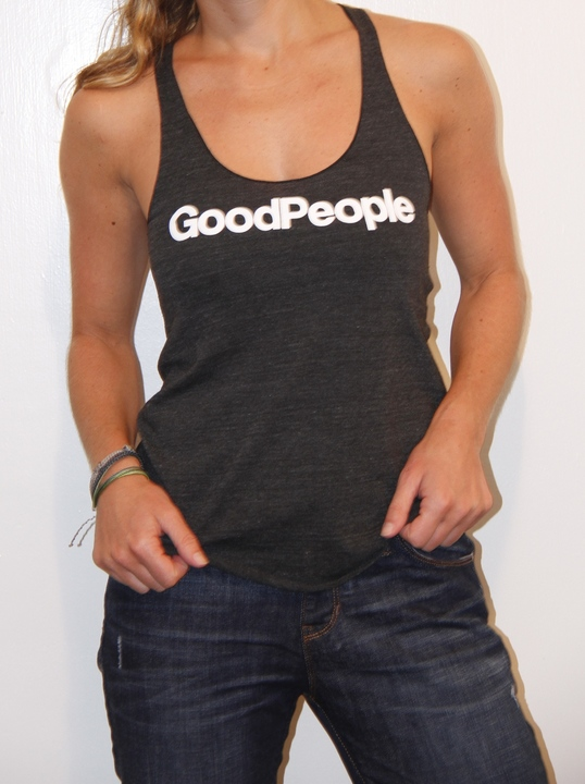 Tanks - GoodPeople GoodPeople Logo Tank Top