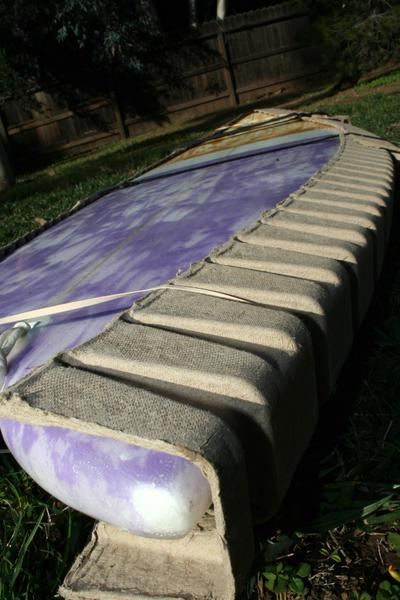 Boards - Wave Tribe Bast Surfboard Travel Protection