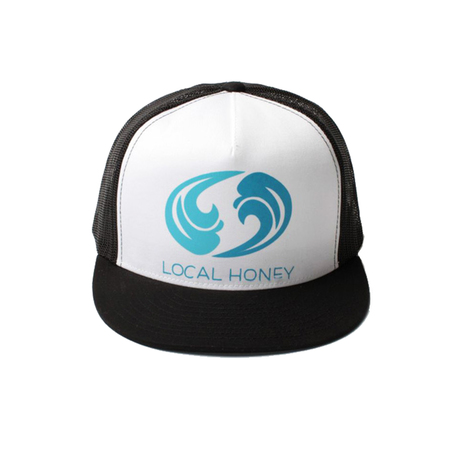 Ball Caps & Snapbacks - Local Honey Designs Local Honey Wave Hat