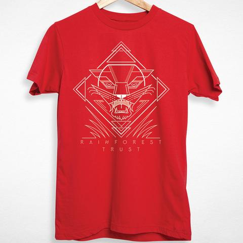 Tees - Cuipo Rainforest Trust Panther