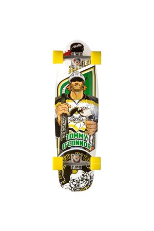Boards - Restless Longboards RockSteady 2015 Brawlers Deck Longboard