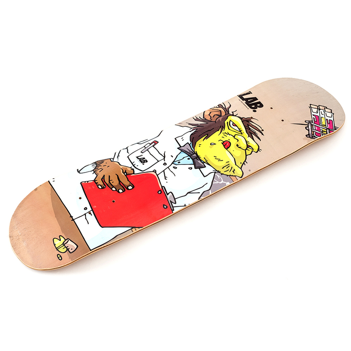 Tablas - Lab Skateboarding Deck de Skate Mono