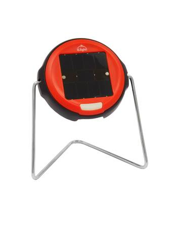 Travel - D.light Design S2 Solar Focused Task Light – LED Rechargeable