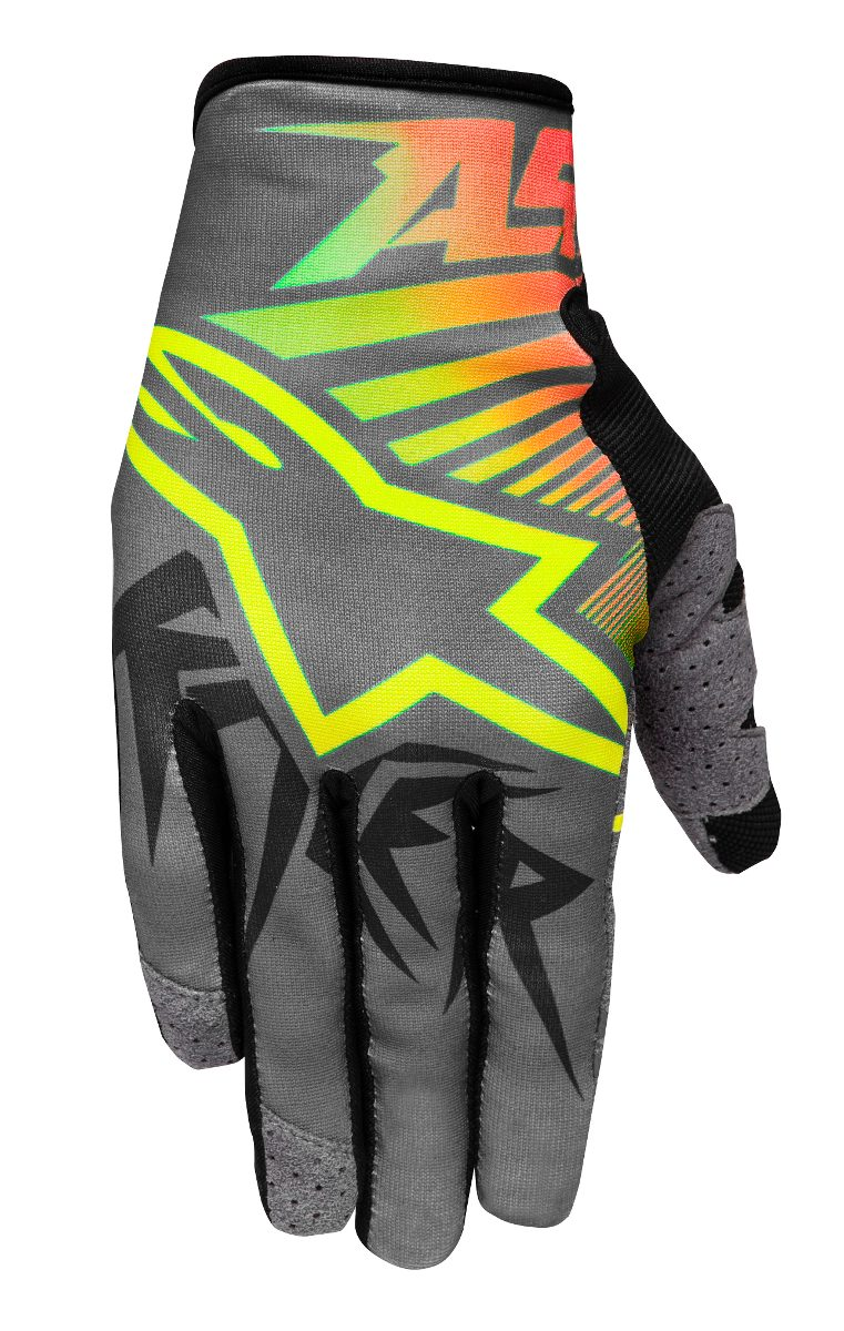 Guantes - Alpinestars Guantes Racer Braap