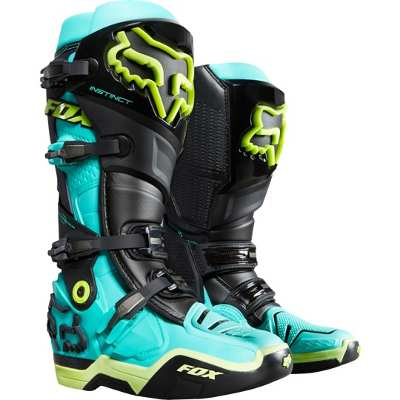 Fox Head Botas Mx Fox Head Glen Helen Le Intake-talle 48- #13156019