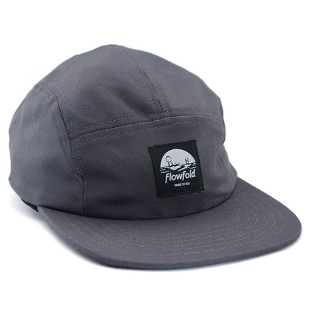 Ball Caps & Snapbacks - Flowfold Island Icon Camp Hat
