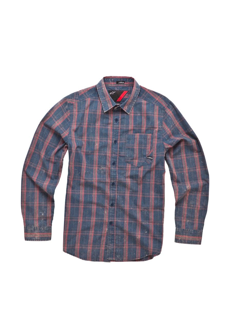Mangas Largas - Alpinestars Camisa Working