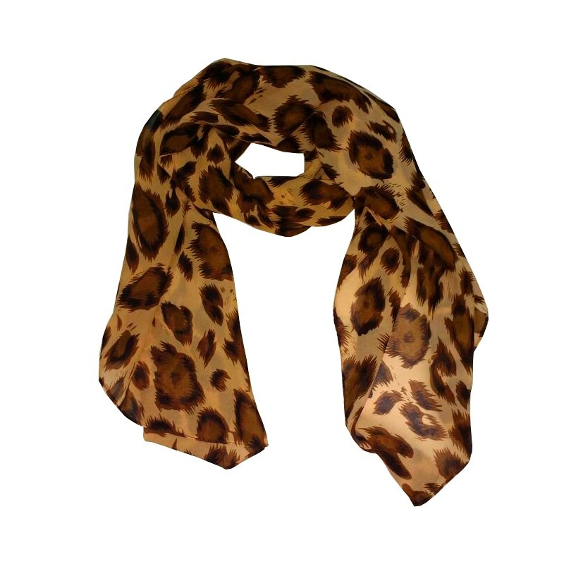 Pashminas - Fight For Your Right Pashmina Leopardo