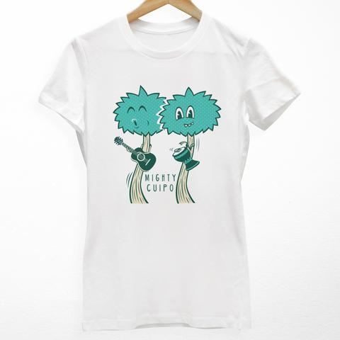 Tees - Cuipo Mighty Cuipo Tee