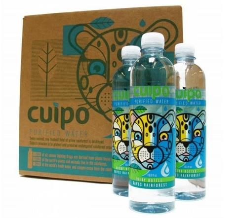 Tees - Cuipo Cuipo Purified Water 16.9 FL OZ - 24 Pack