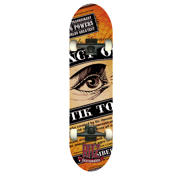 Completos - Ritz Skateboard Completo Eye