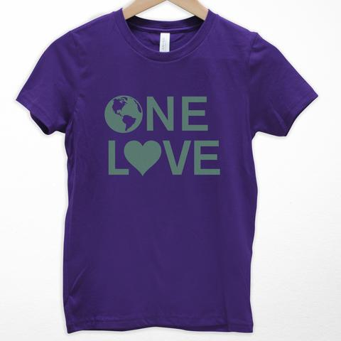 Tees - Cuipo One Love Youth Tee