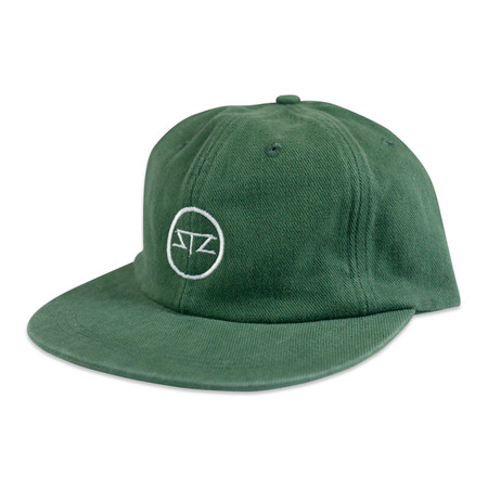 Ball Caps & Snapbacks - STZ Flat Bill Dad Hat / Hunter