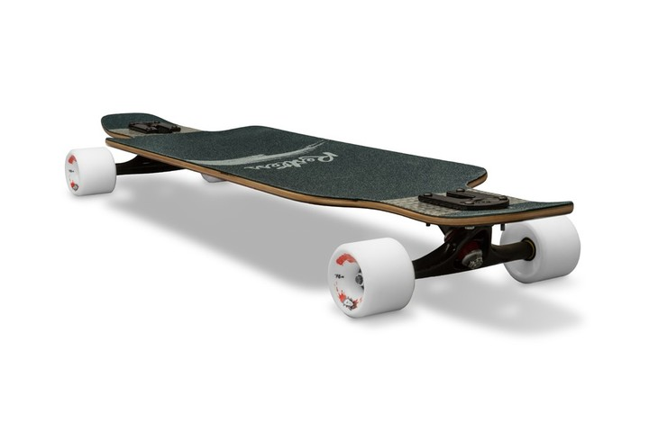 Restless Longboards Splinter38 FiberLam 2015 Bust Deck Longboard