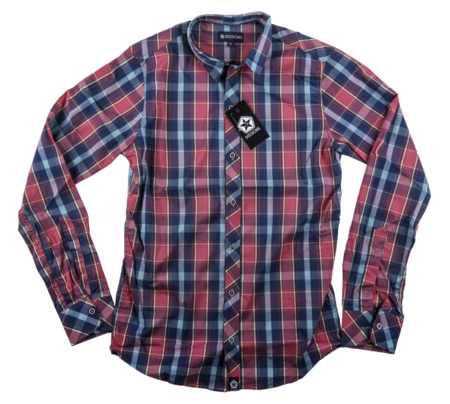 Mangas Largas - Sessions Camisa Sessions Square