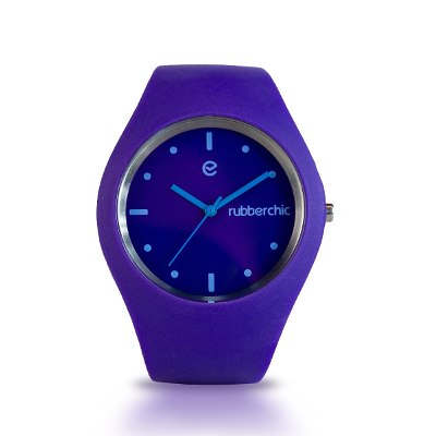 Relojes - Rubberchic Reloj Sense Dark Purple