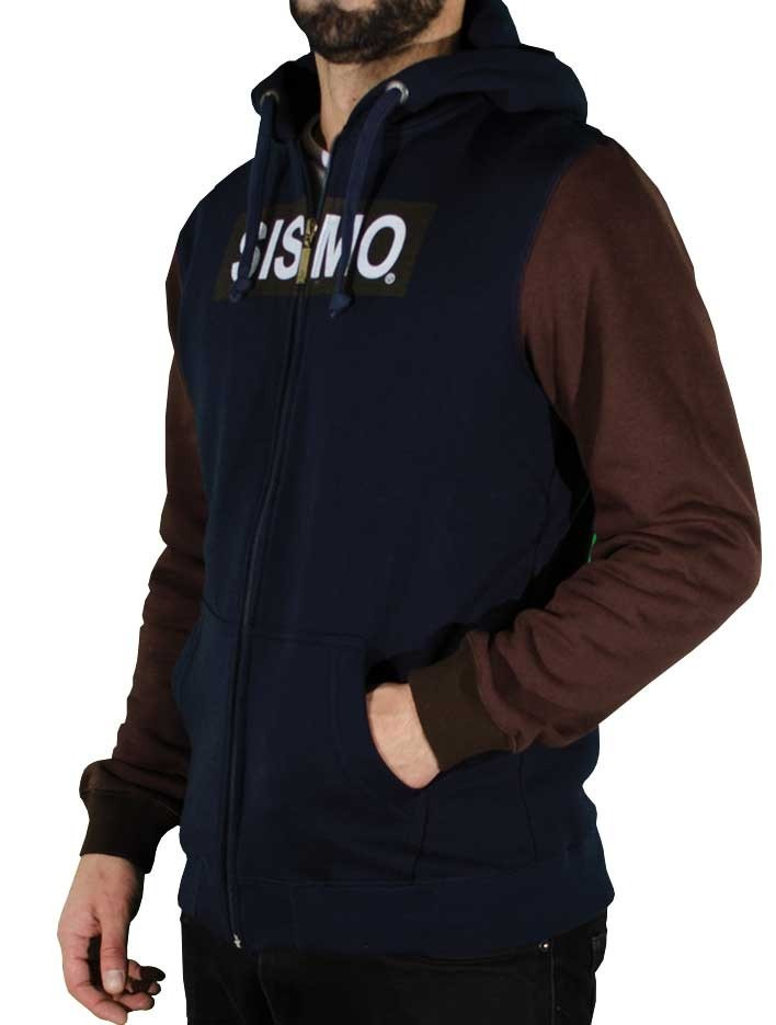 Buzos - Sismo Buzo Brush Logo Jacket W16