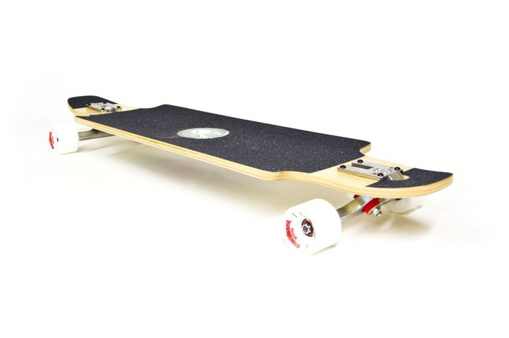 Restless Longboards Splinter38 Wood Deck Longboard - Deck only