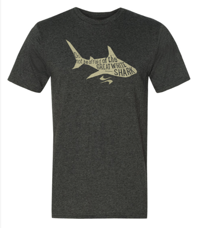 Tees - Seckence Great White Shark