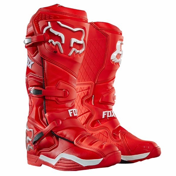 Fox Head Botas Motocross Fox Head Comp 8 - N° 43 - #16451003