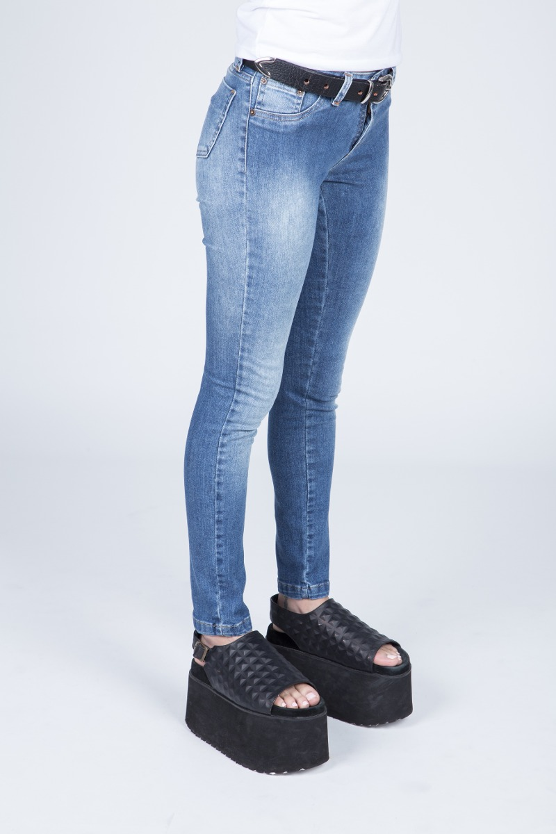 Jeans - Kout Jean chupin Colton Mujer