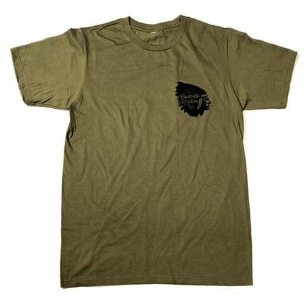 Tees - Concrete Native Broken Arrow Tee • Organic
