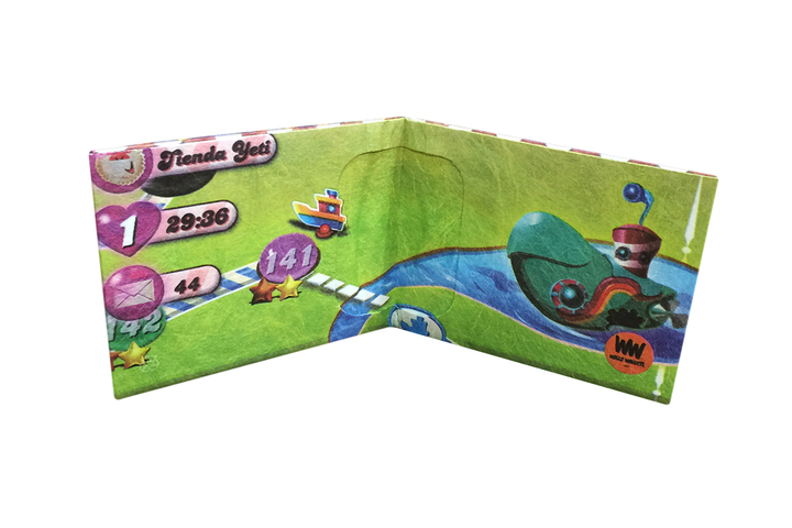 Billeteras - Wally Wallets Billetera Candy