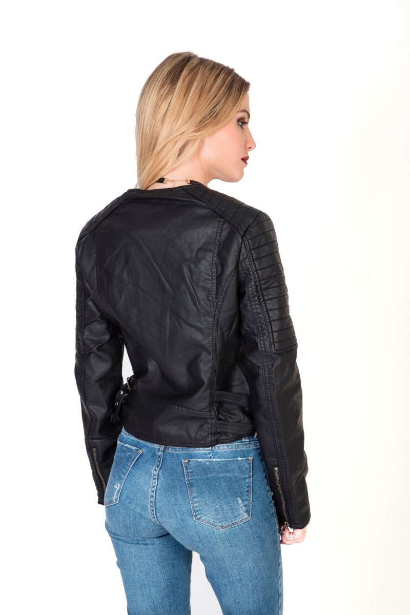Camperas - Kout Campera Pu Leather Alice