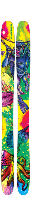 All Mountain - Praxis Skis Le Petite