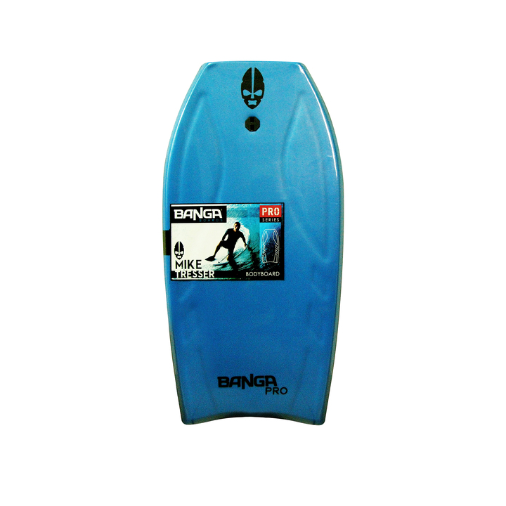 "Tablas - Banga Bodyboard Pro Series 41.5"" - Blue"