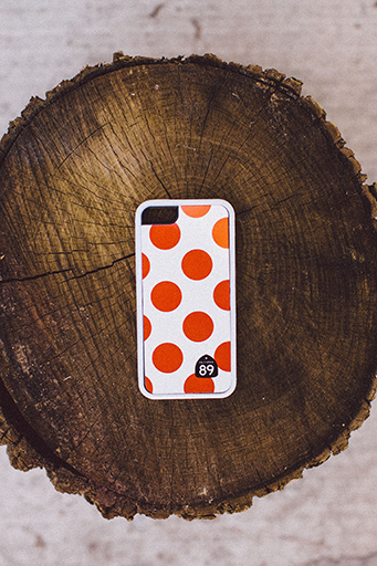 More - California 89 HARD IPHONE CASE