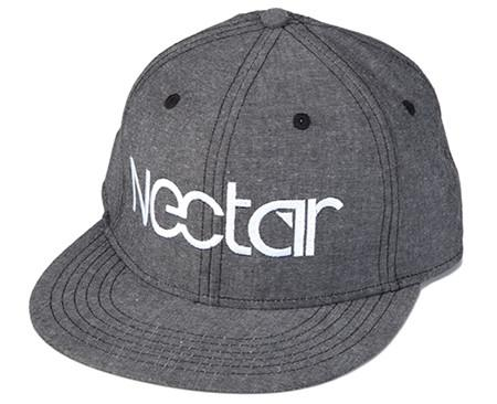 Ball Caps & Snapbacks - Nectar Sunglasses LIGHT GREY HAT