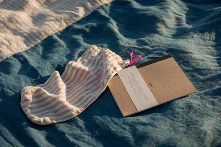AllSwell  The AllSwell Creative Notebook X Brooklyn Beach Blanket Set