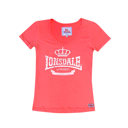 Mangas Cortas - Lonsdale REMERA MC KATE