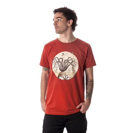 Mangas Cortas - Wild On Water Remera Captain