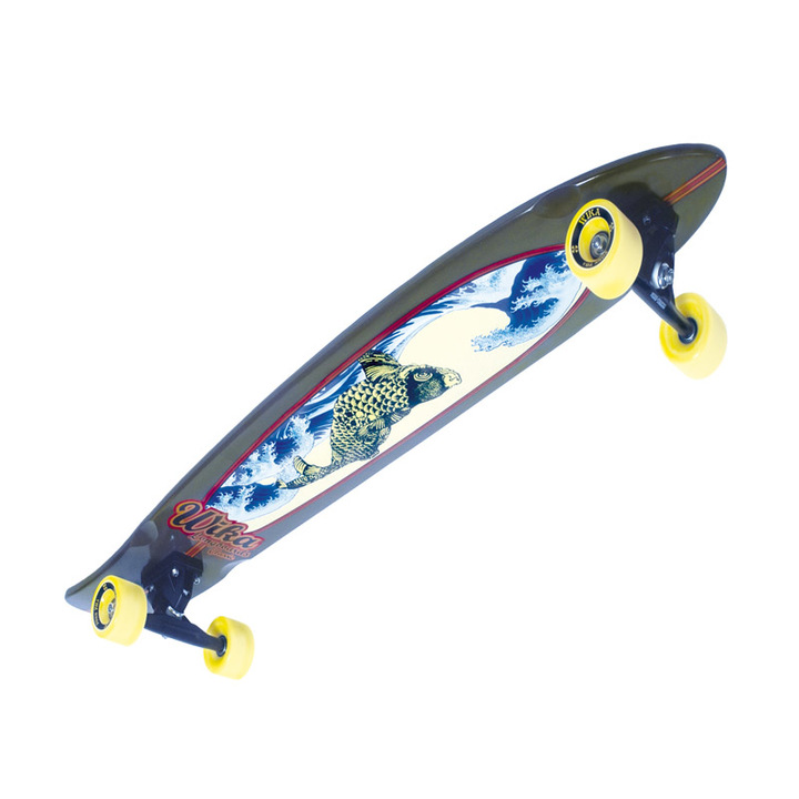 Completos - Wika Longboard Completo Big Fish
