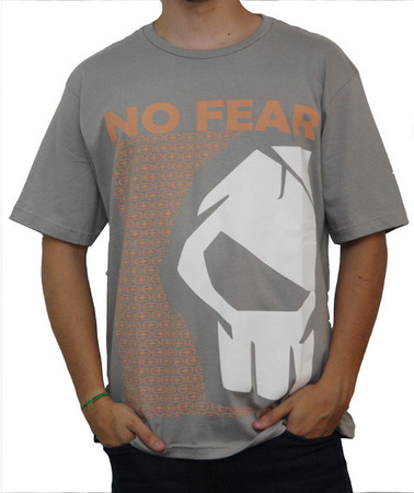Mangas Cortas - No Fear Remera Full Monty