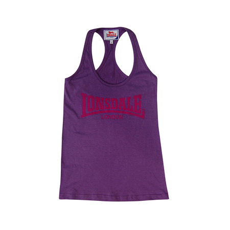 Musculosas - Lonsdale MUSCULOSA LONSDALE WOMEN LOGO
